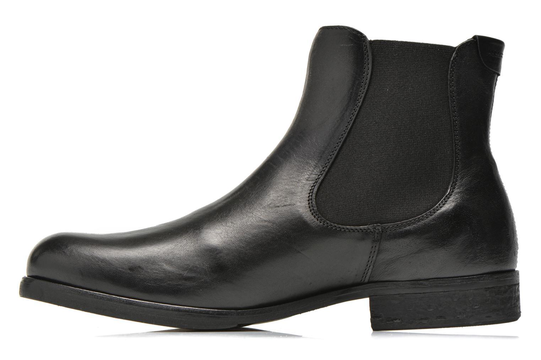 Ankle boots Kost Bernache Black front view