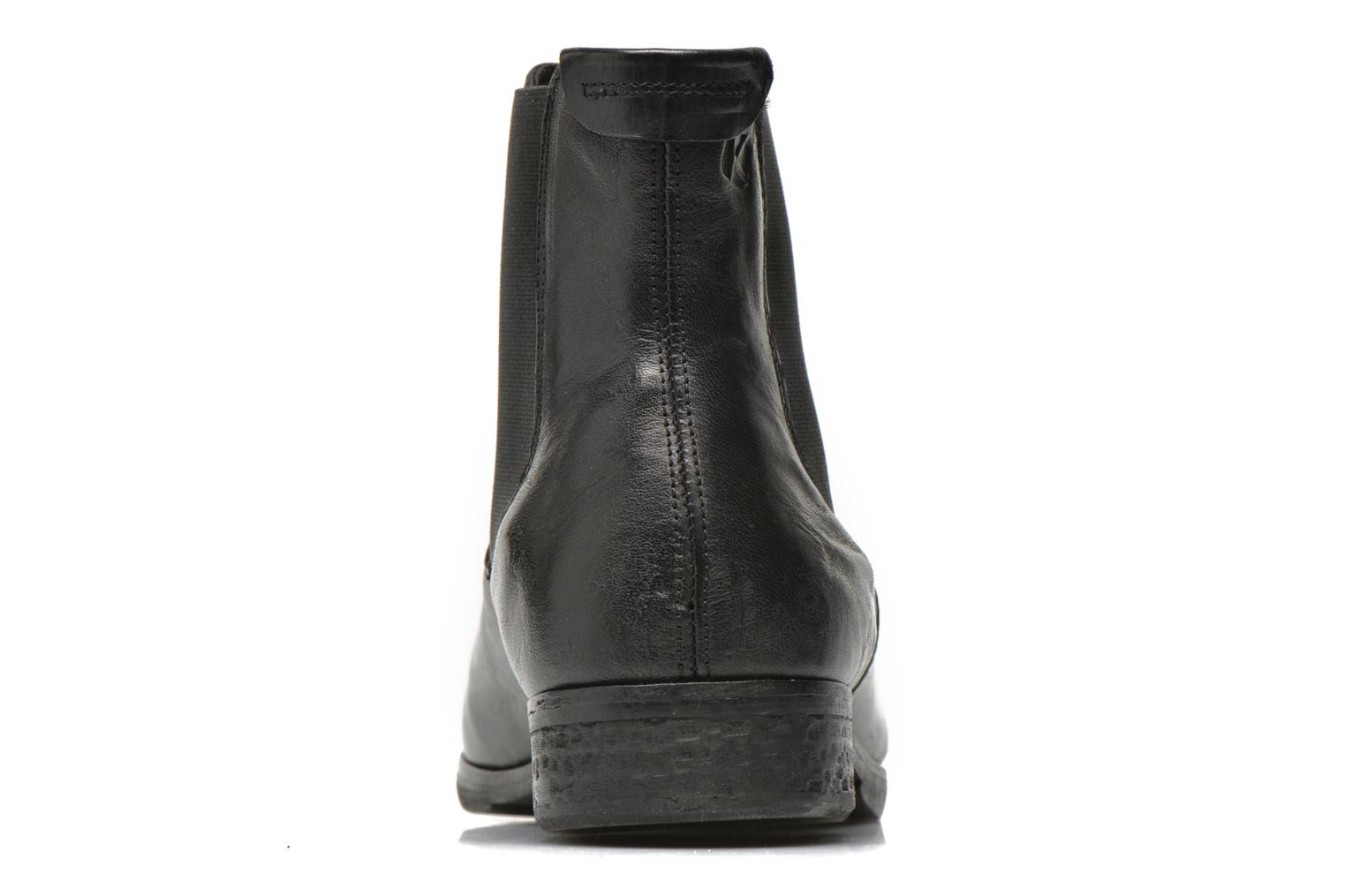 Ankle boots Kost Bernache Black view from the right