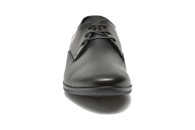 Schnürschuhe Kost Koros/K schwarz schuhe getragen
