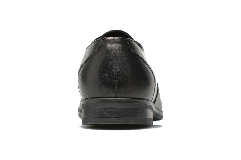 Schnürschuhe Kost Koros/K schwarz ansicht von rechts