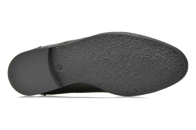 Schnürschuhe Kost Koros/K schwarz ansicht von oben