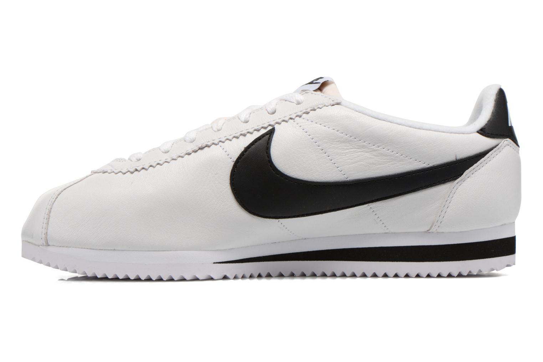 Deportivas Nike Classic Cortez Prem Blanco vista de frente
