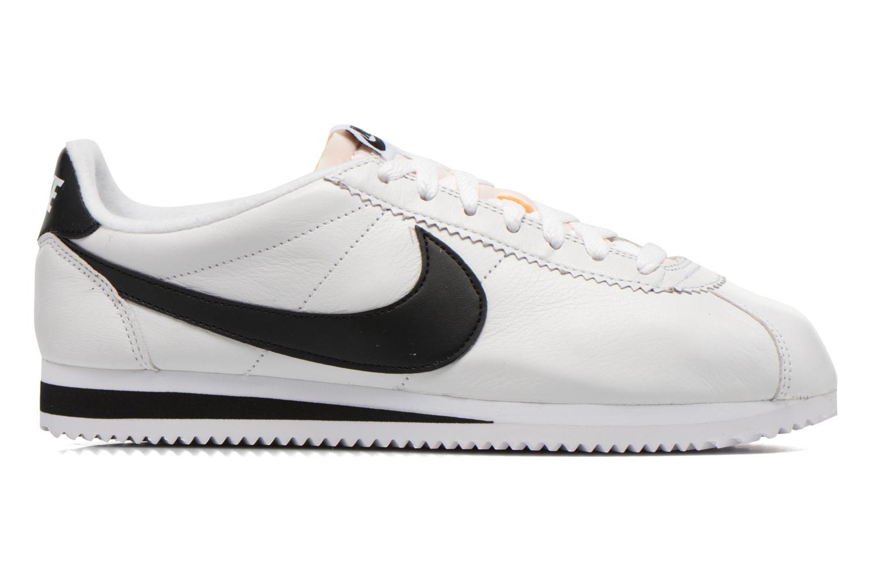 Deportivas Nike Classic Cortez Prem Blanco vistra trasera