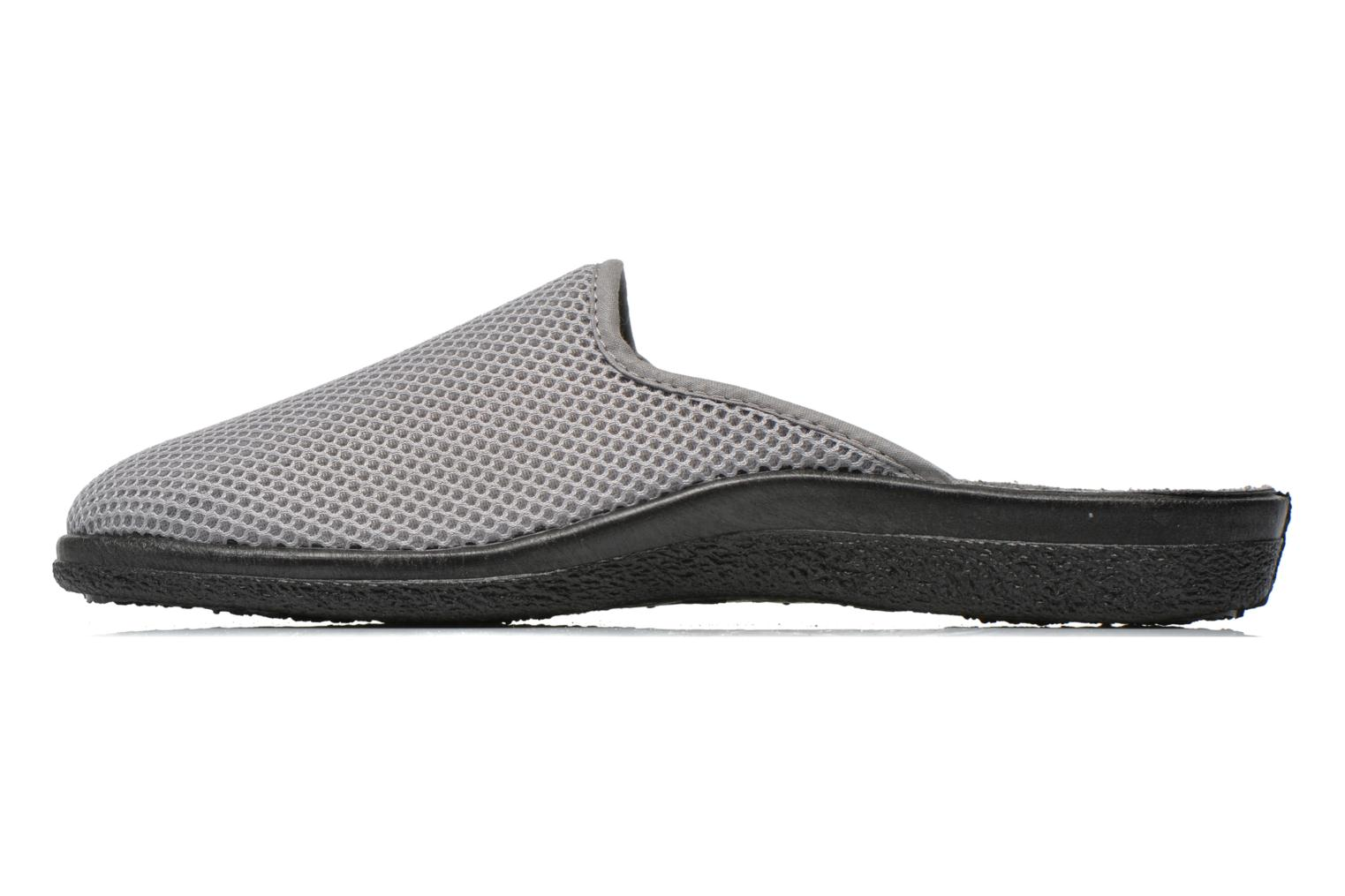 Chaussons Rondinaud Gourville Gris vue face