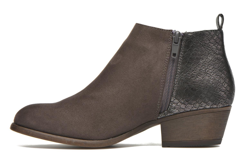 Botines  I Love Shoes THESARD Gris vista de frente