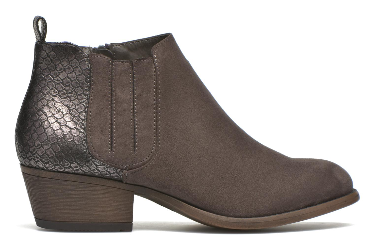 Ankle boots I Love Shoes THESARD Grey back view