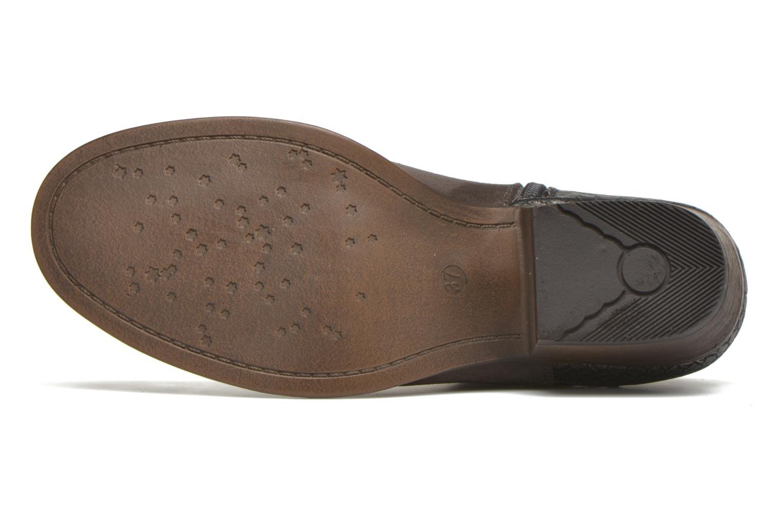 Botines  I Love Shoes THESARD Gris vista de arriba