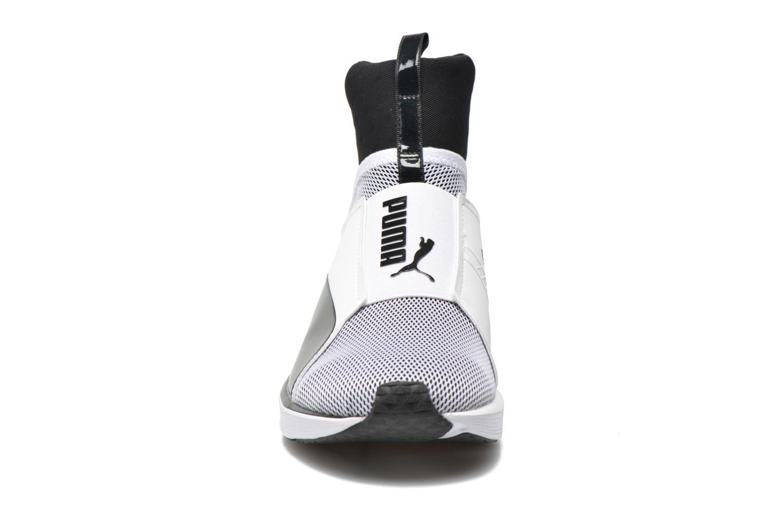 Sportschuhe Puma WNS Fierce Core weiß schuhe getragen