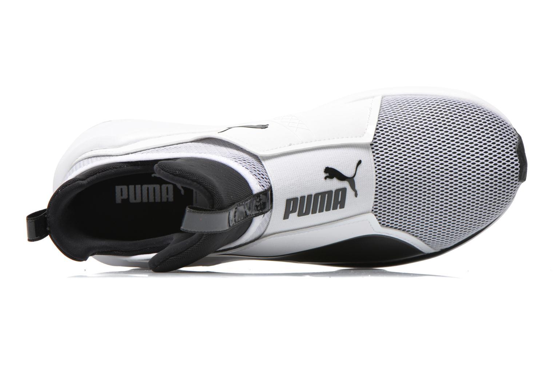Sportschuhe Puma WNS Fierce Core weiß ansicht von links