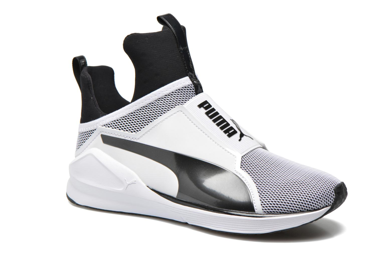 Sportschuhe Puma WNS Fierce Core weiß detaillierte ansicht/modell