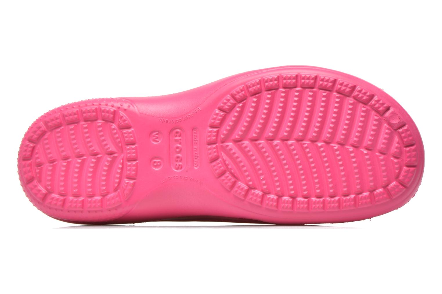 Mules & clogs Crocs Crocs Freesail Clog W Pink view from above