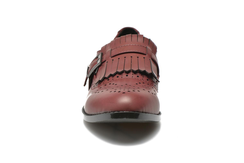 Slipper I Love Shoes KIFASSE weinrot schuhe getragen