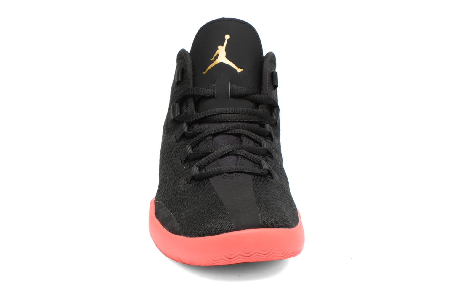 Jordan Reveal Bg Black/Mtlc Gold Coin-Infrrd 23