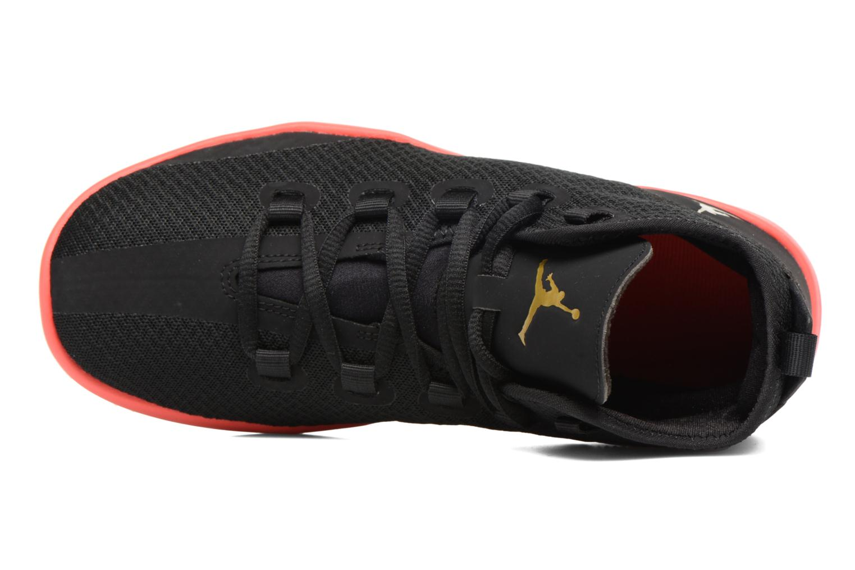 Deportivas Jordan Jordan Reveal Bg Negro vista lateral izquierda