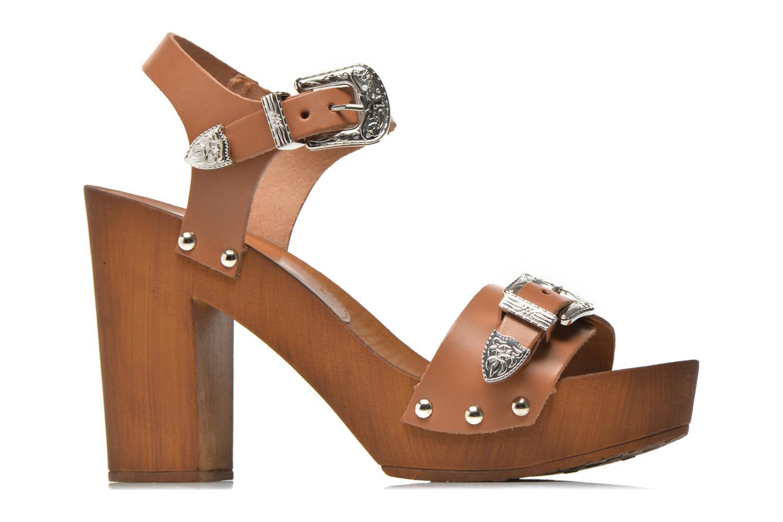 Sandales et nu-pieds Made by SARENZA Discow Girl #10 Marron vue détail/paire
