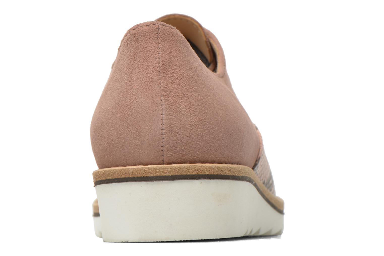Chaussures à lacets Gabor Agathe Multicolore vue droite