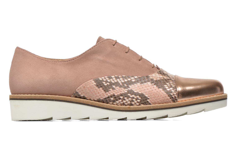 Chaussures à lacets Gabor Agathe Multicolore vue derrière