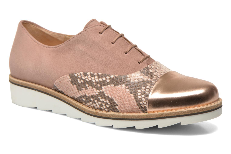 Chaussures à lacets Gabor Agathe Multicolore vue détail/paire