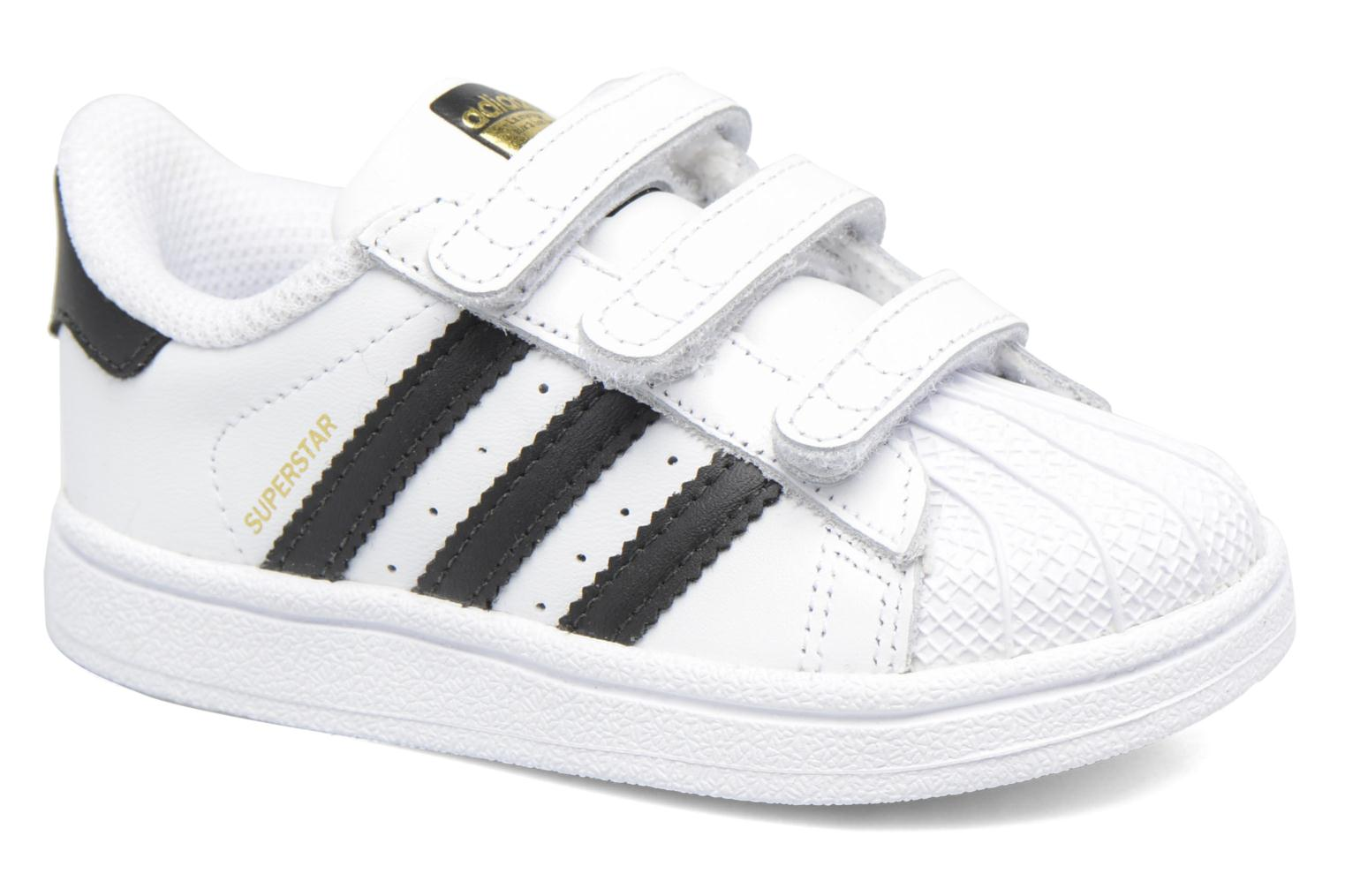 Sneakers Adidas Originals Superstar CF I Wit detail