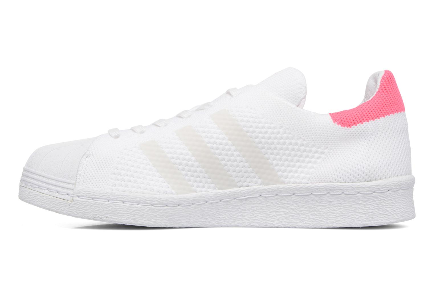 Trainers Adidas Originals Superstar 80S PK W White front view