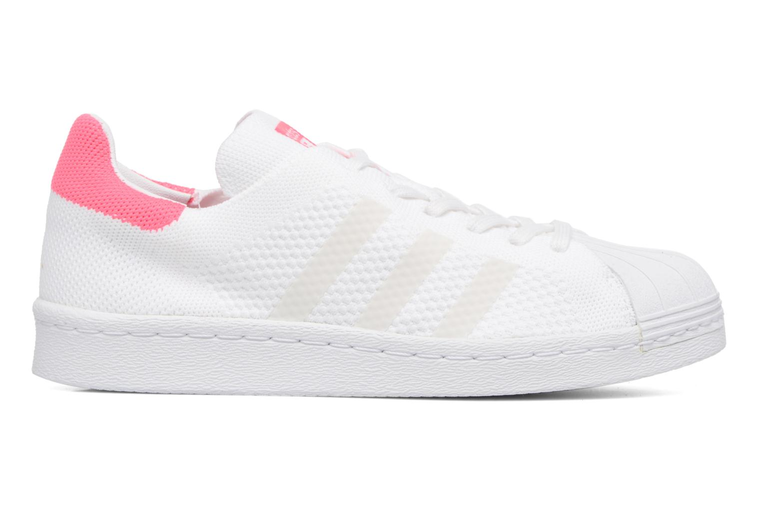 Trainers Adidas Originals Superstar 80S PK W White back view