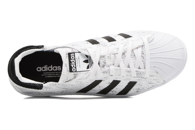 Baskets Adidas Originals Superstar 80S PK W Noir vue gauche