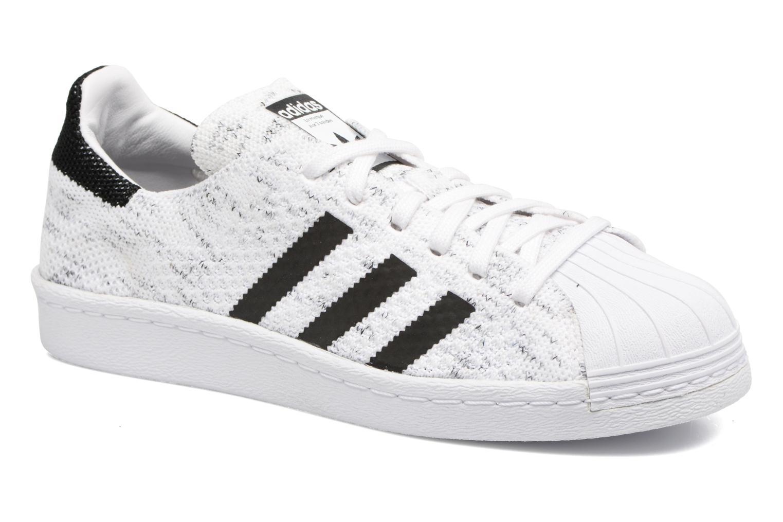 Baskets Adidas Originals Superstar 80S PK W Noir vue détail/paire
