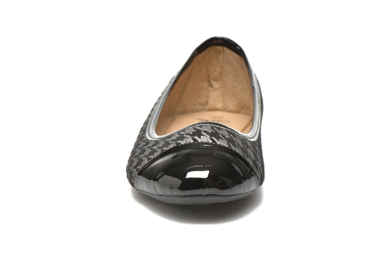 Ballet pumps I Love Shoes DRELINS Black model view