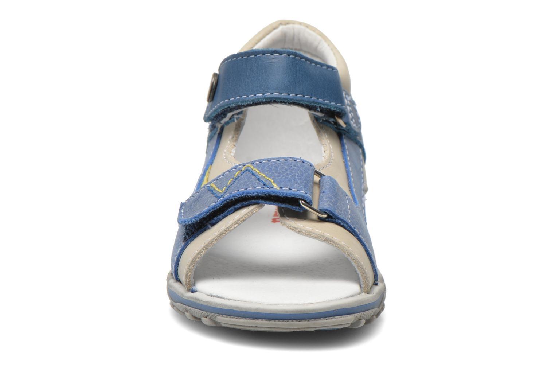 Sandalen Catimini Capucin blau schuhe getragen