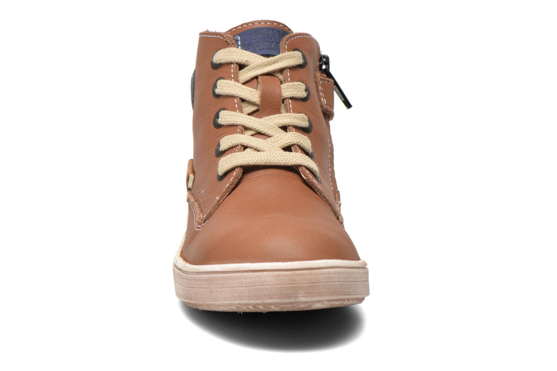 Baskets Catimini Couto Marron vue portées chaussures