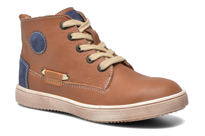 Sneaker Catimini Couto braun detaillierte ansicht/modell