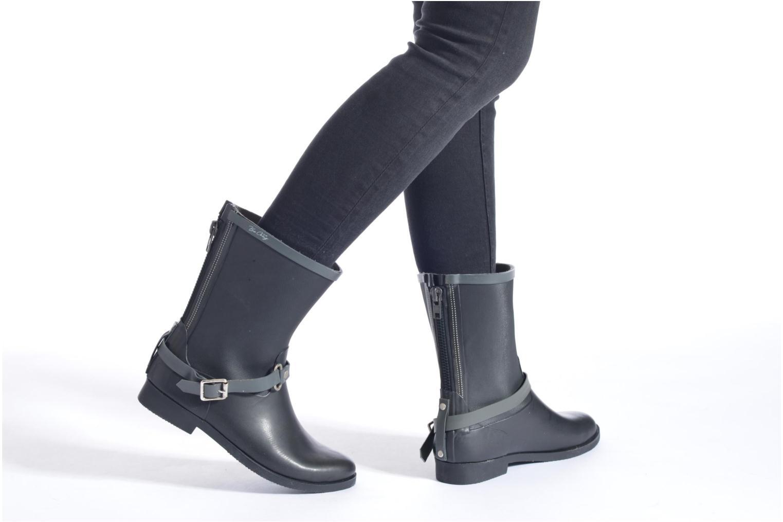 Stiefeletten & Boots Be Only Jen schwarz ansicht von unten / tasche getragen