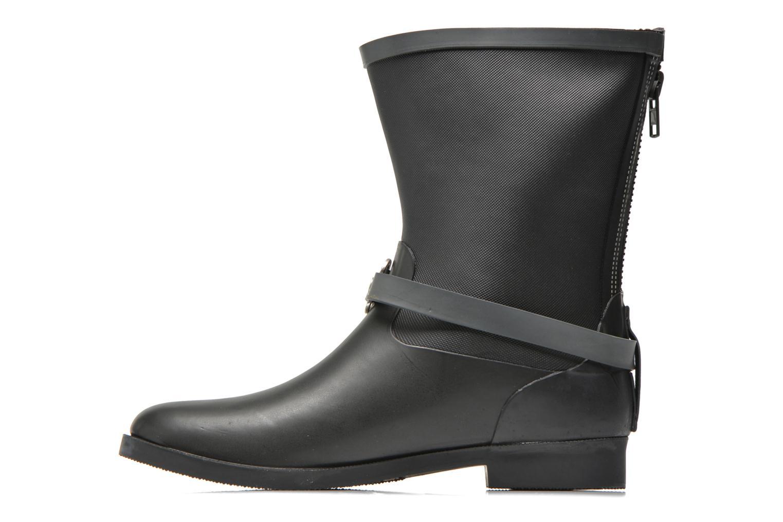 Bottines et boots Be Only Jen Noir vue face