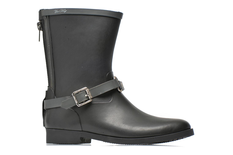 Bottines et boots Be Only Jen Noir vue derrière