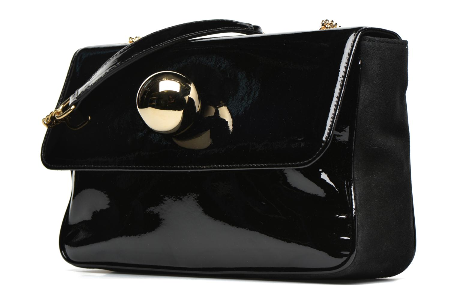 MIRROR BALL Shoulder bag Black