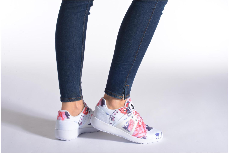 Sneaker Asfvlt Super Tech mehrfarbig ansicht von unten / tasche getragen