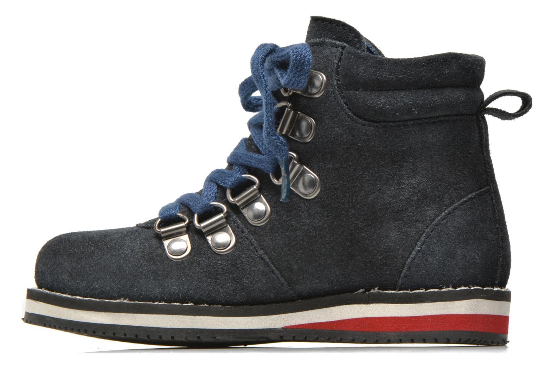 Boots en enkellaarsjes I Love Shoes KELLIF Blauw voorkant