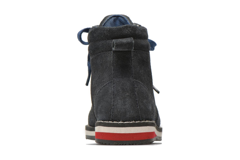 Bottines et boots I Love Shoes KELLIF Bleu vue droite