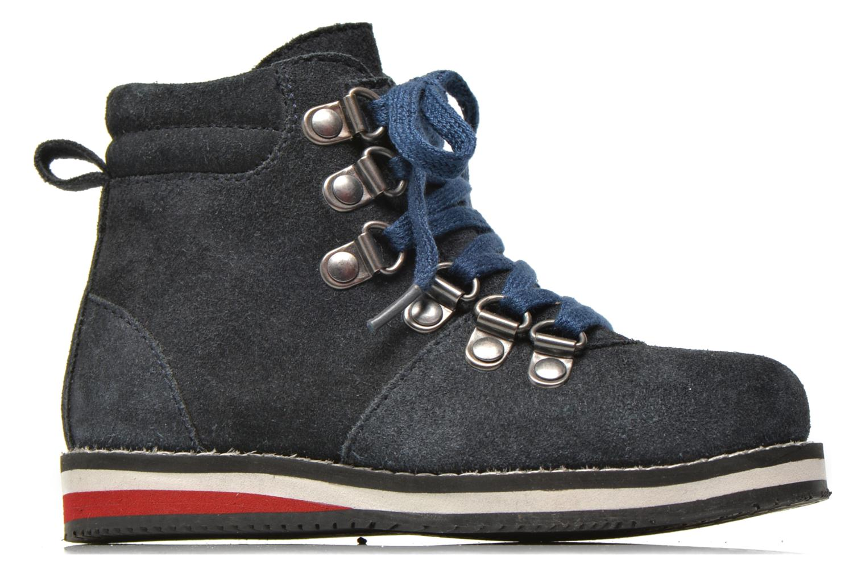 Boots en enkellaarsjes I Love Shoes KELLIF Blauw achterkant