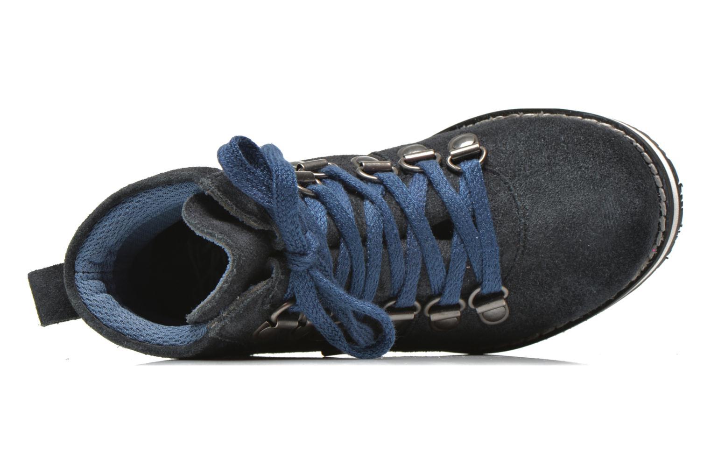 Bottines et boots I Love Shoes KELLIF Bleu vue gauche