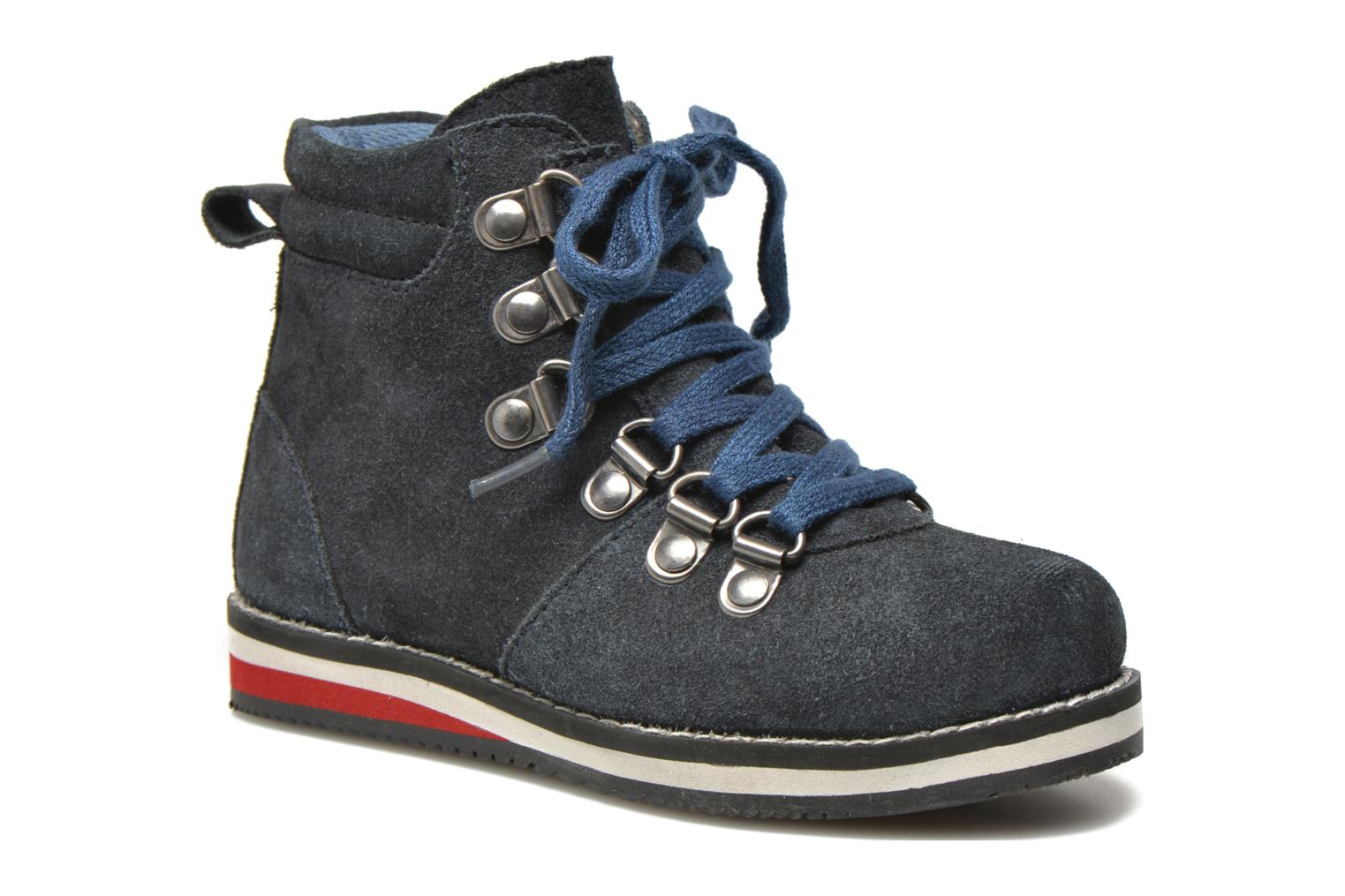 Ankle boots I Love Shoes KELLIF Blue detailed view/ Pair view