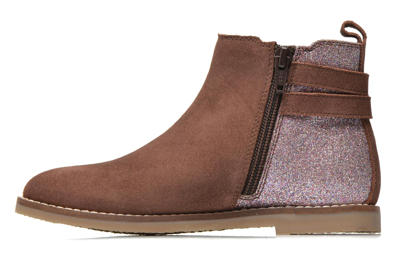 Bottines et boots I Love Shoes KELINE Leather Rose vue face