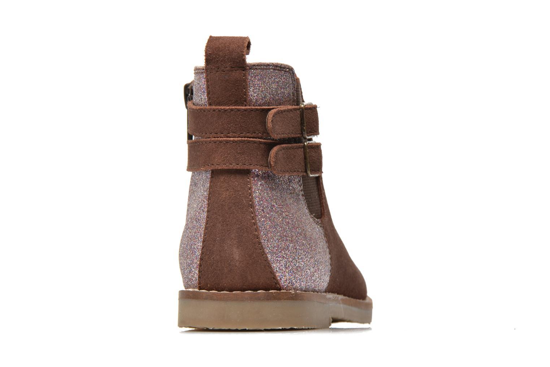 Bottines et boots I Love Shoes KELINE Leather Rose vue droite
