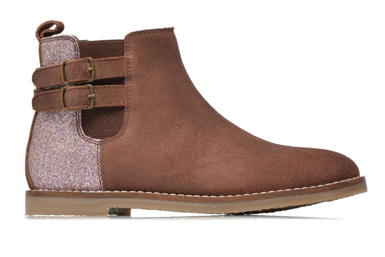Bottines et boots I Love Shoes KELINE Leather Rose vue derrière