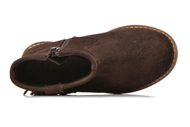 KERABAU Leather Brown