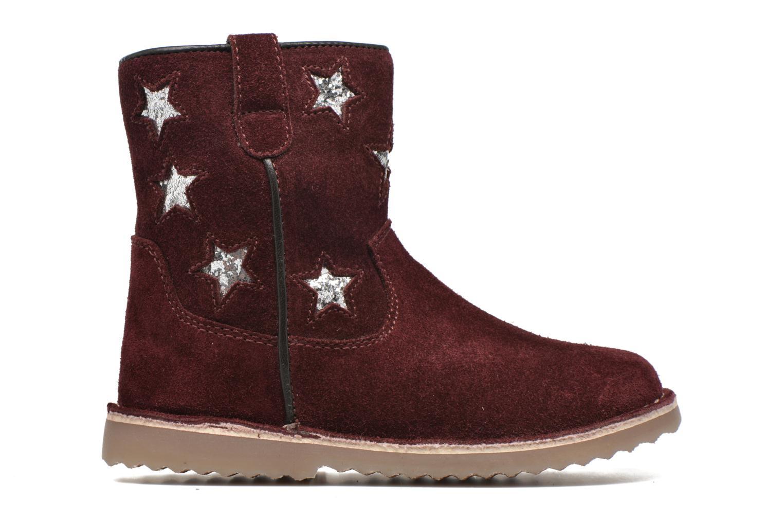 Boots I Love Shoes KETMIES Leather Vinröd bild från baksidan