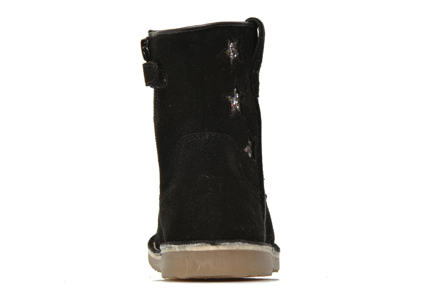 Ankle boots I Love Shoes KETMIES Leather Black view from the right