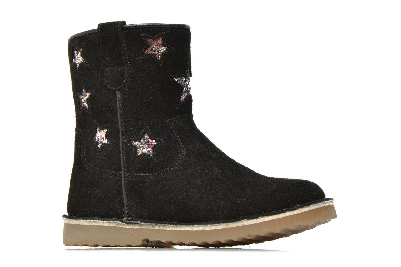 Boots en enkellaarsjes I Love Shoes KETMIES Leather Zwart achterkant
