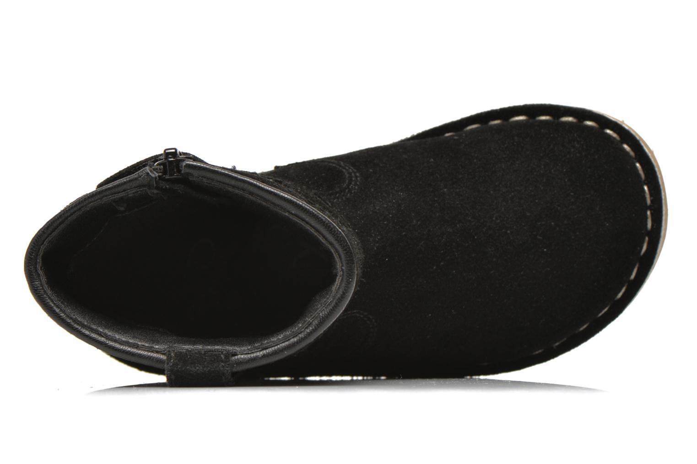 Bottines et boots I Love Shoes KETMIES Leather Noir vue gauche