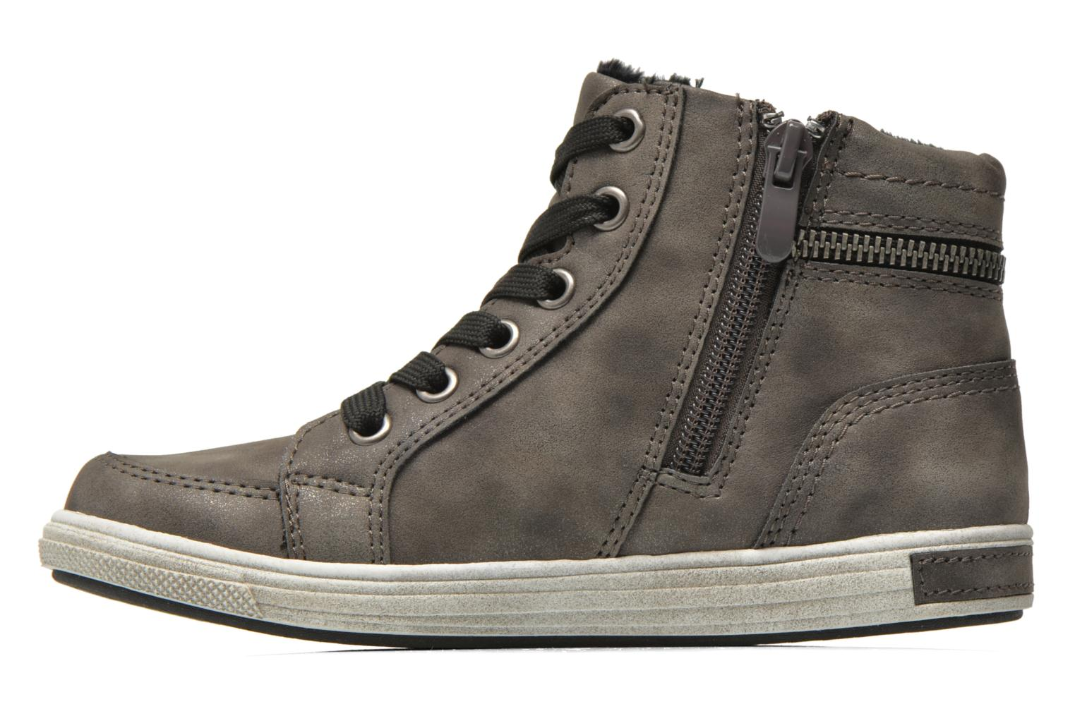 Trainers I Love Shoes SUSKAT Grey front view